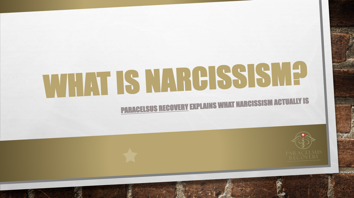 Harvey Weinstein's 23-year prison-sentence marked a historic moment. Paracelsus Recovery explains what narcissism actually is