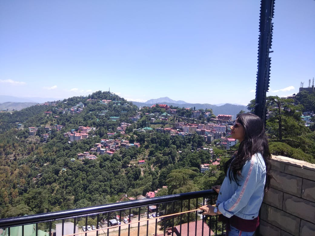 Pause the Moment- I am in Shimla, The Queen of Hills