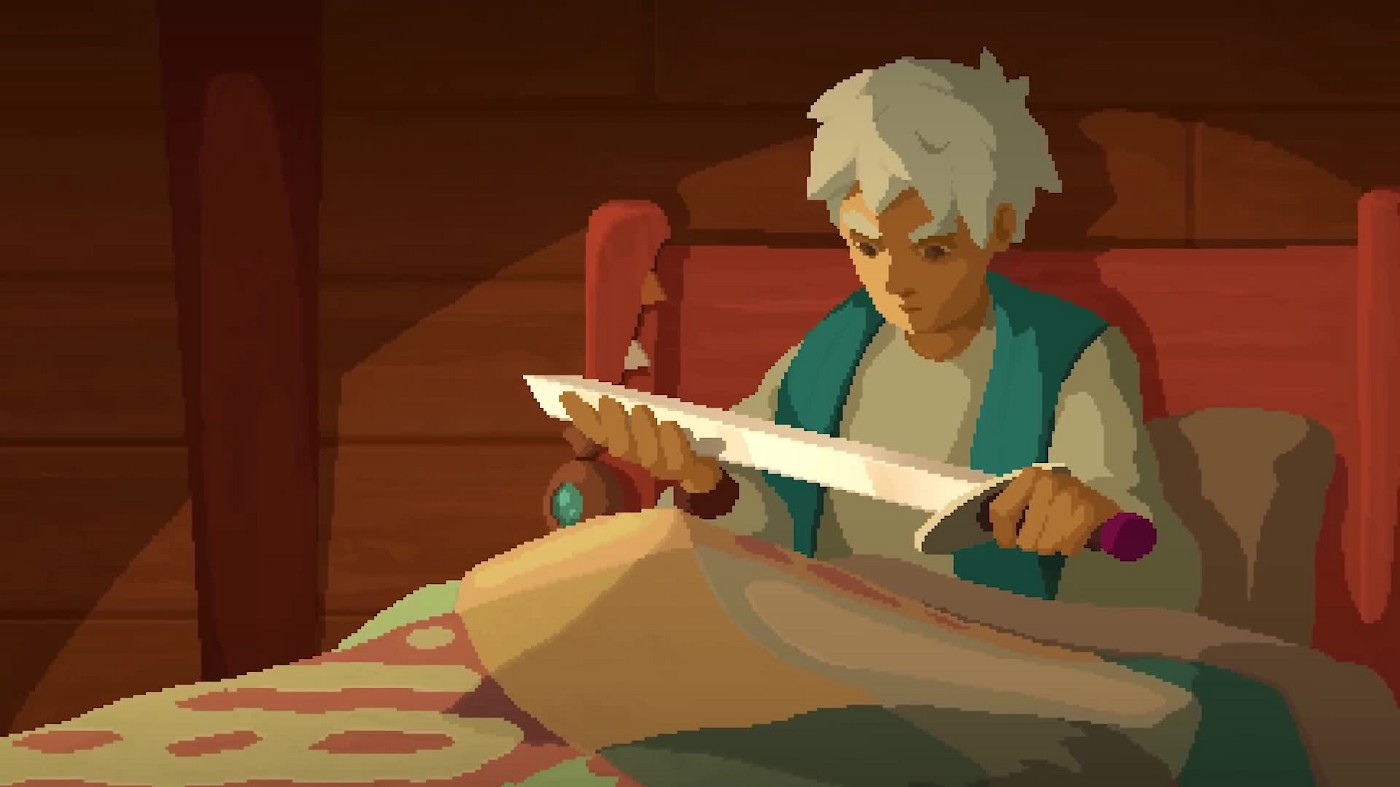 Moonlighter, so good and so bad at the same time  - Side Quest - Medium
