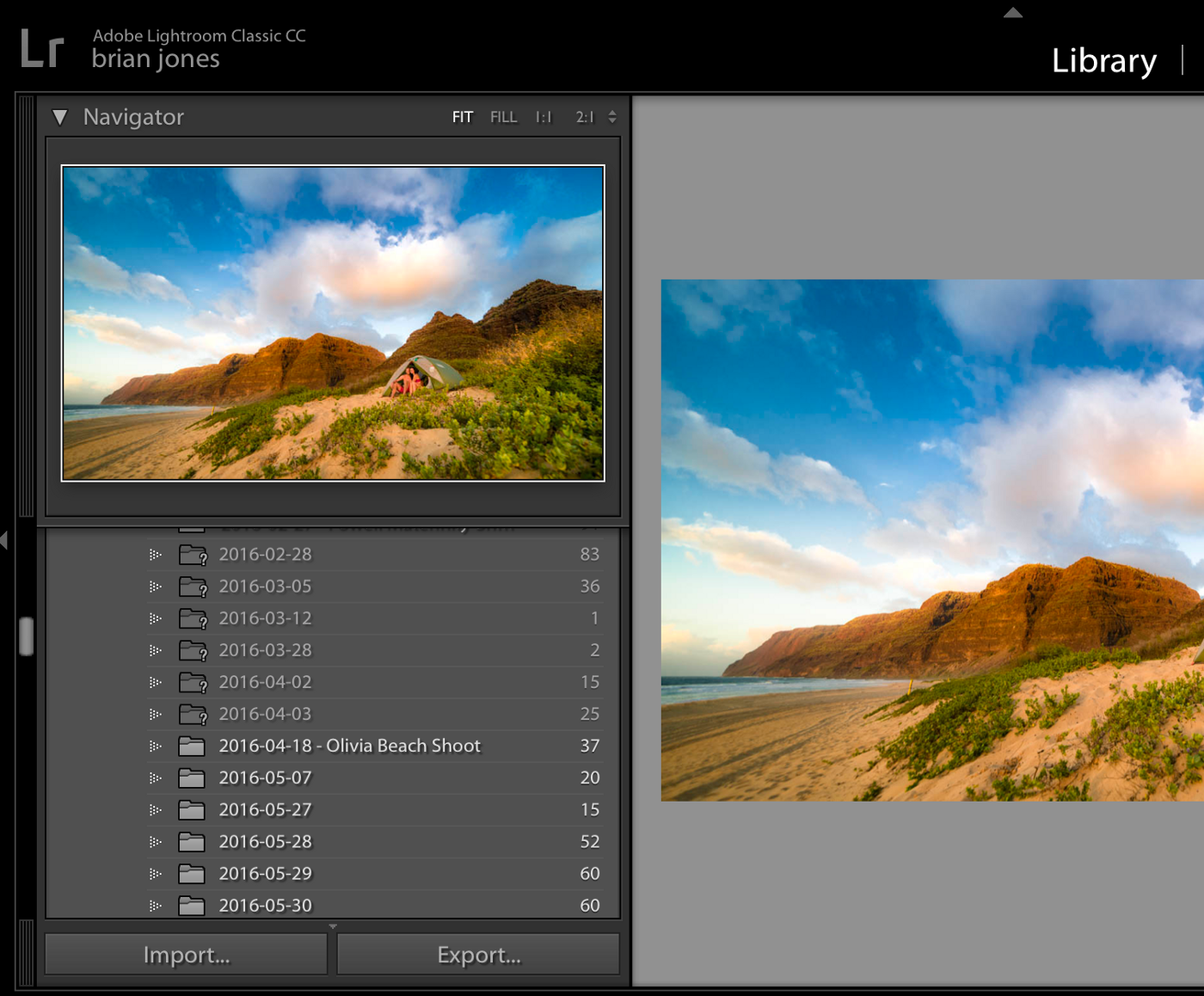 Using Lightroom CC Classic with Dropbox for a Great Cloud Experience