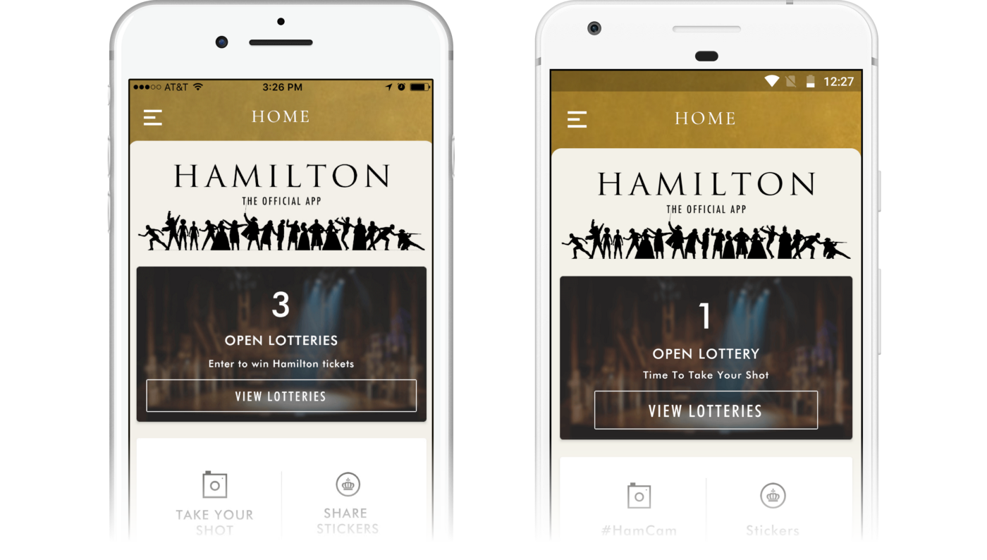 Rise Up! — The story of how the Hamilton App uses Flutter to do more