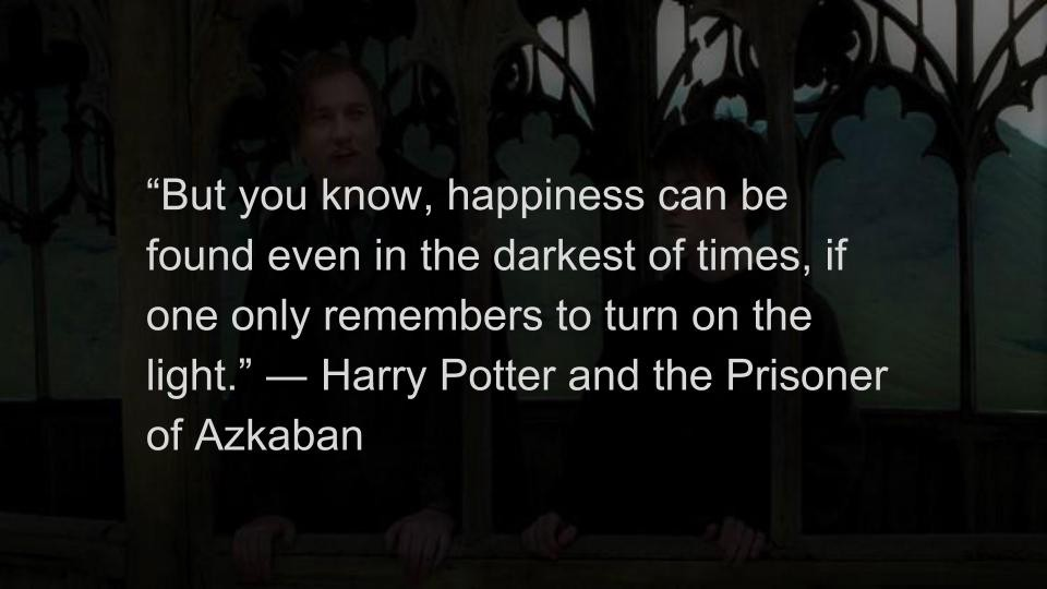 Top 10 Magical Quotes from Harry Potter - LINER - Medium