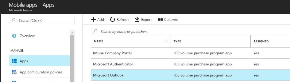 Intune MDM, Apple DEP, taking the pain out of iOS setup