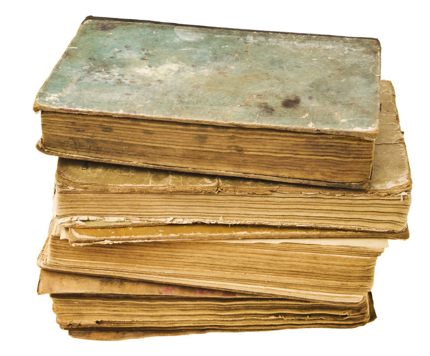 close-up-old-books-isolated—Un Swede