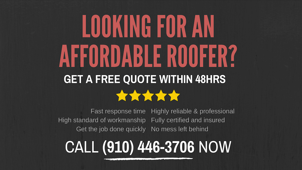 expert roofers Fayetteville NC