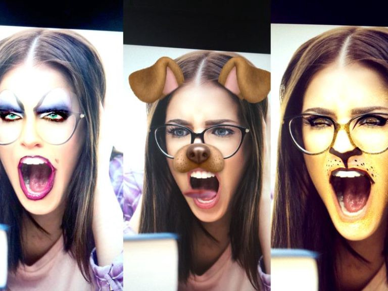 Snapchat's Filters: How computer vision recognizes your face