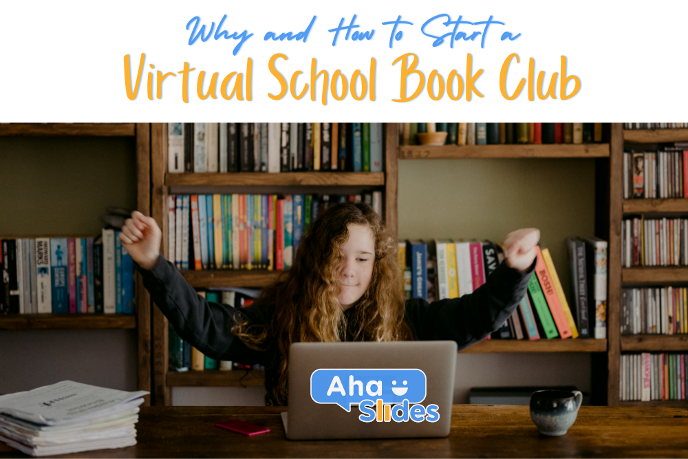 Why and how to start a virtual book club at school