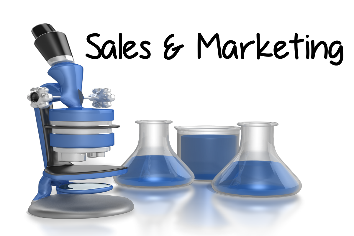 The science behind sales and marketing, is marketing all about buying and selling