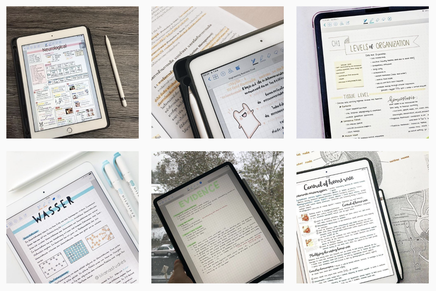 The Best Note-Taking Methods - GoodNotes Blog