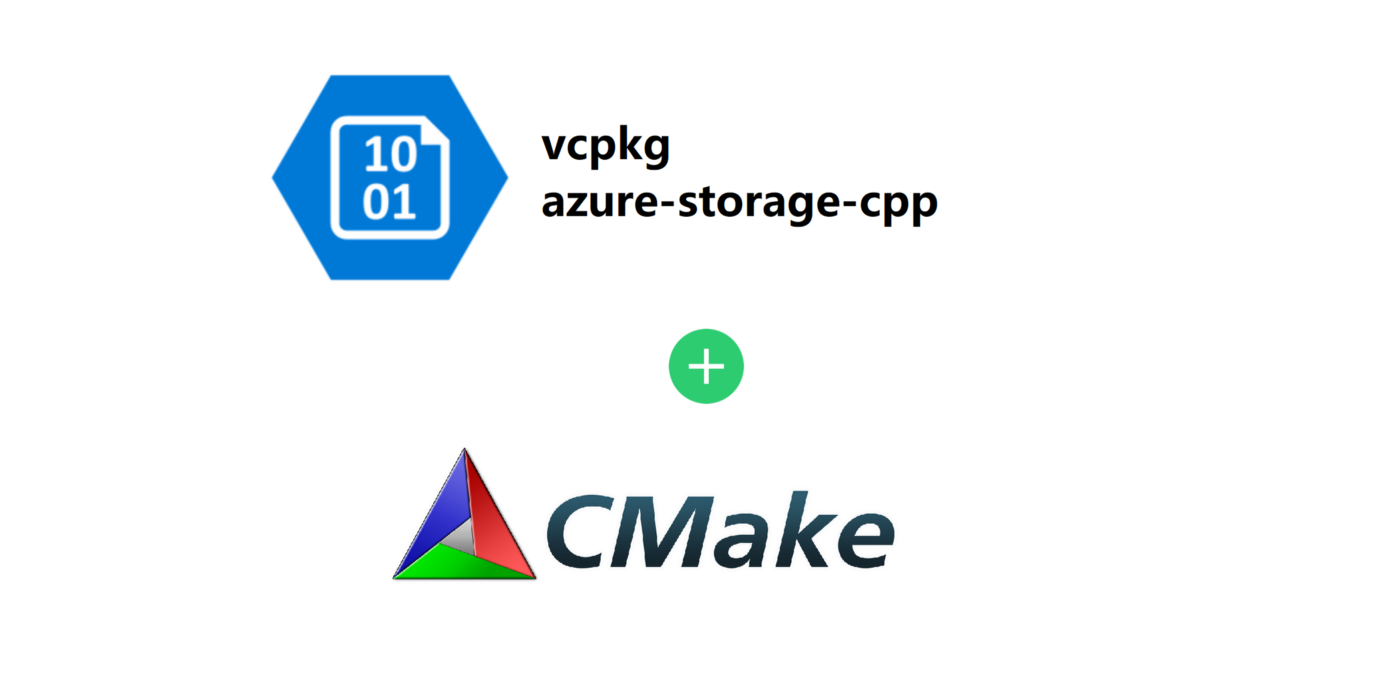 Azure Storage Client Library, vcpkg and CMake