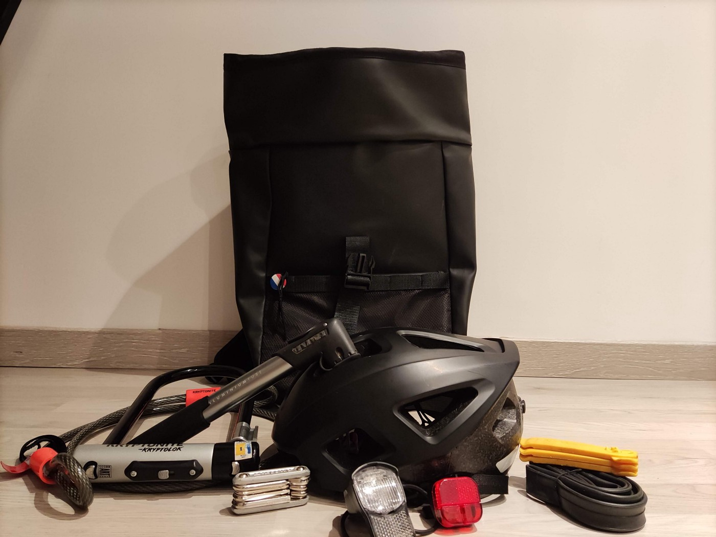 commuter pack for London