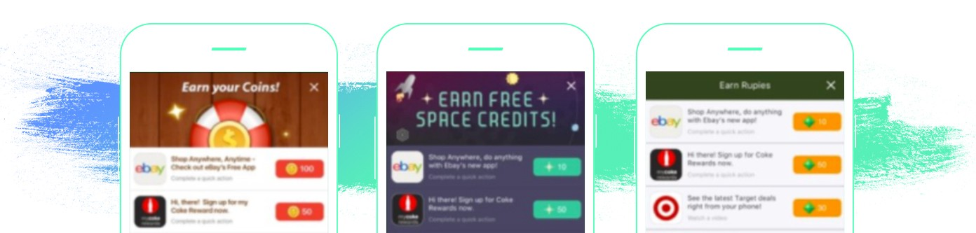 Three ways to integrate rewarded videos into your app