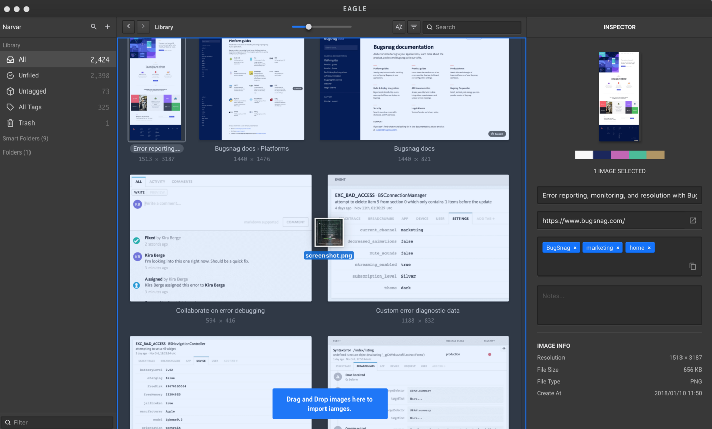 Better Design Research with Eagle, Part 2: Getting Started