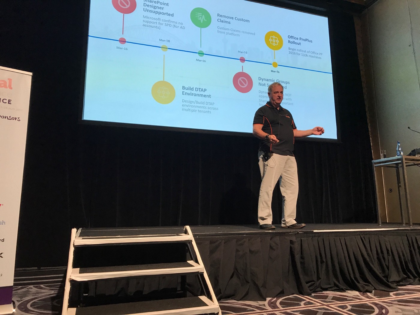 Big Move — Learning from the Shell O365 Migration — Robert Tucker