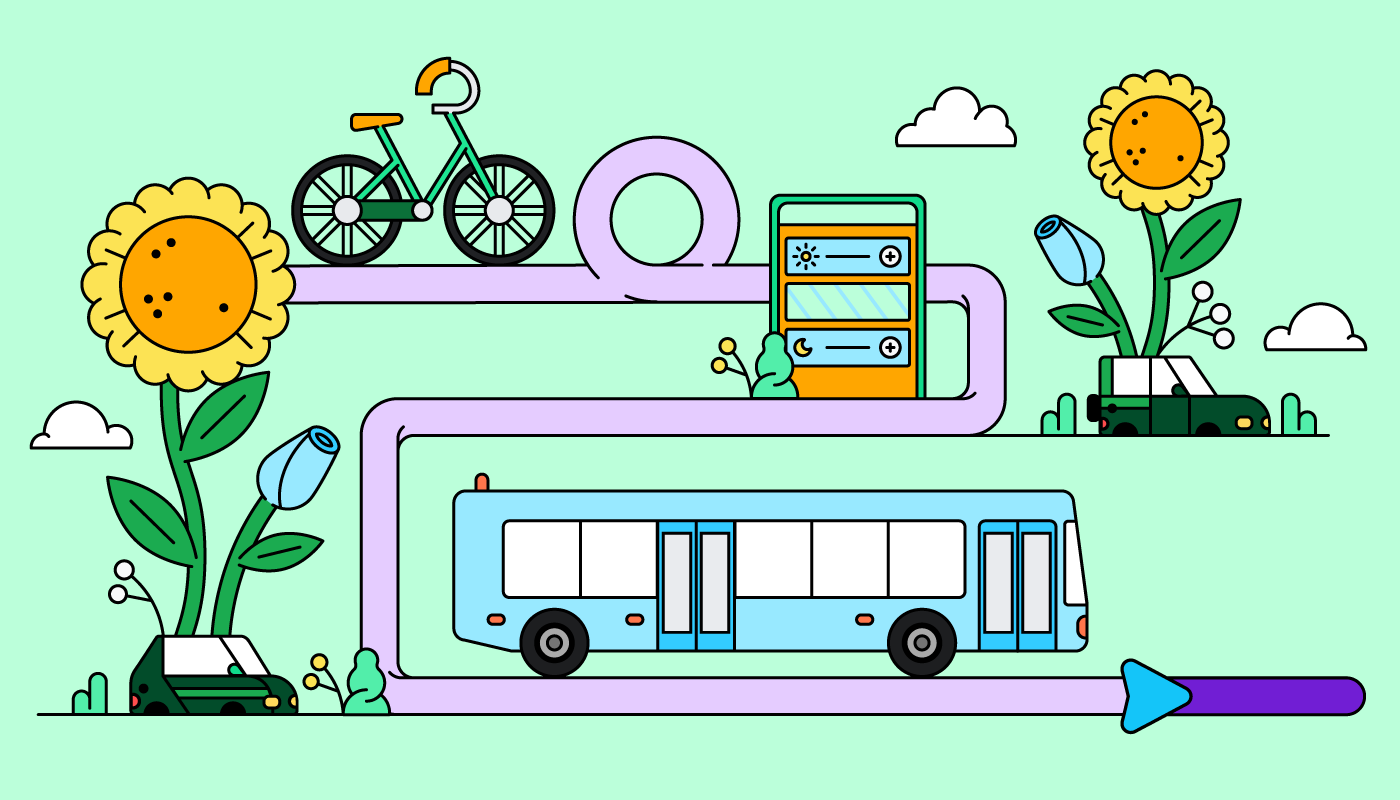 This Earth Day, it's time to reimagine mobility and fight for greener transportation.