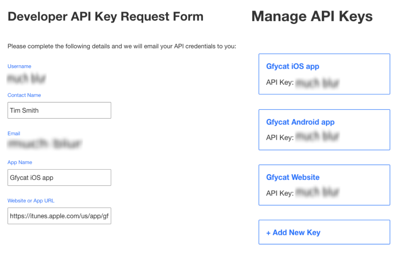 How to Add GIFs to Your App with the Gfycat API or SDK