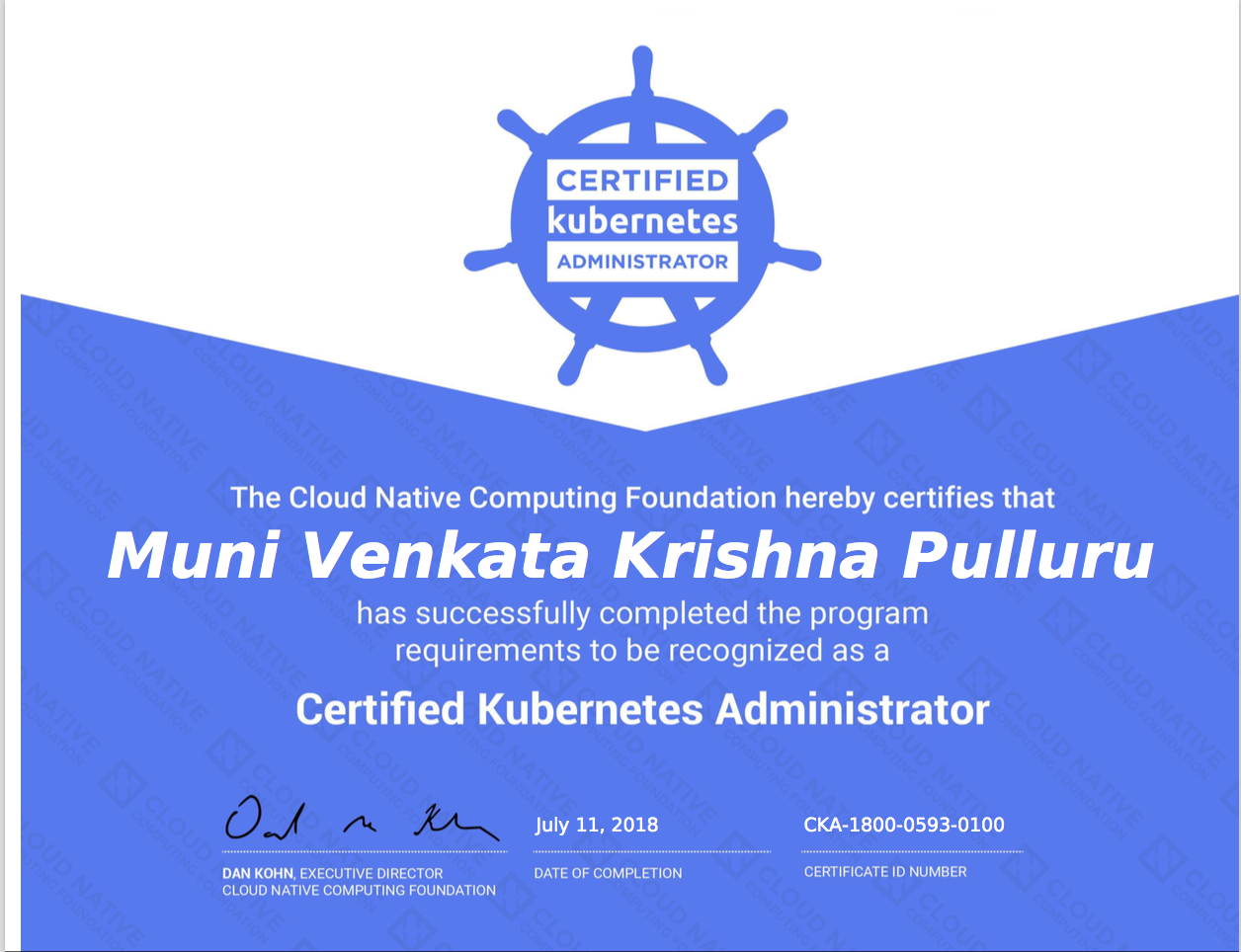 Tips to crack Certified Kubernetes Administrator (CKA) Exam