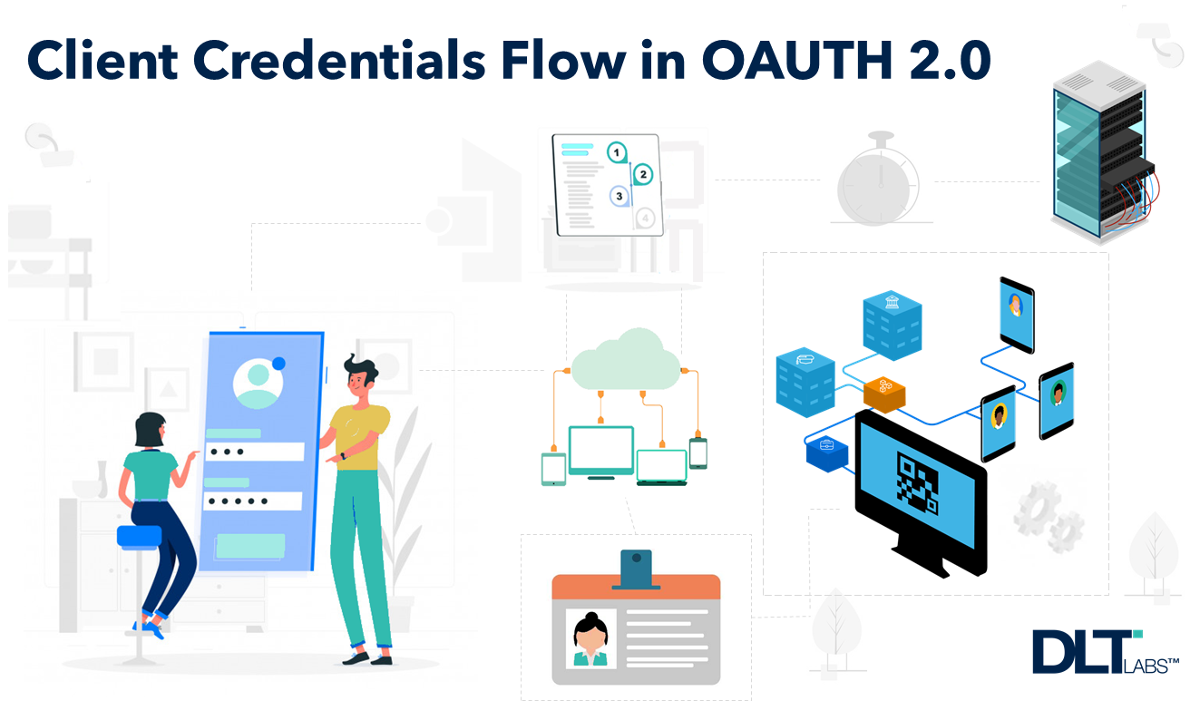Client Credentials Flow in OAUTH 2.0