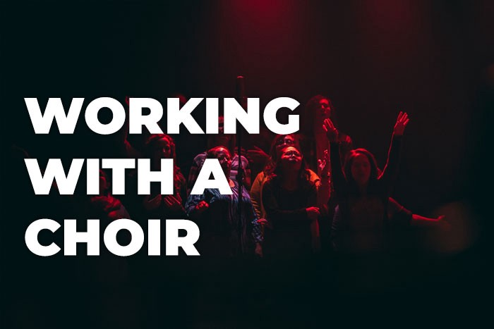 I want to show my choir singers which parts to sing—what instrument should I learn?