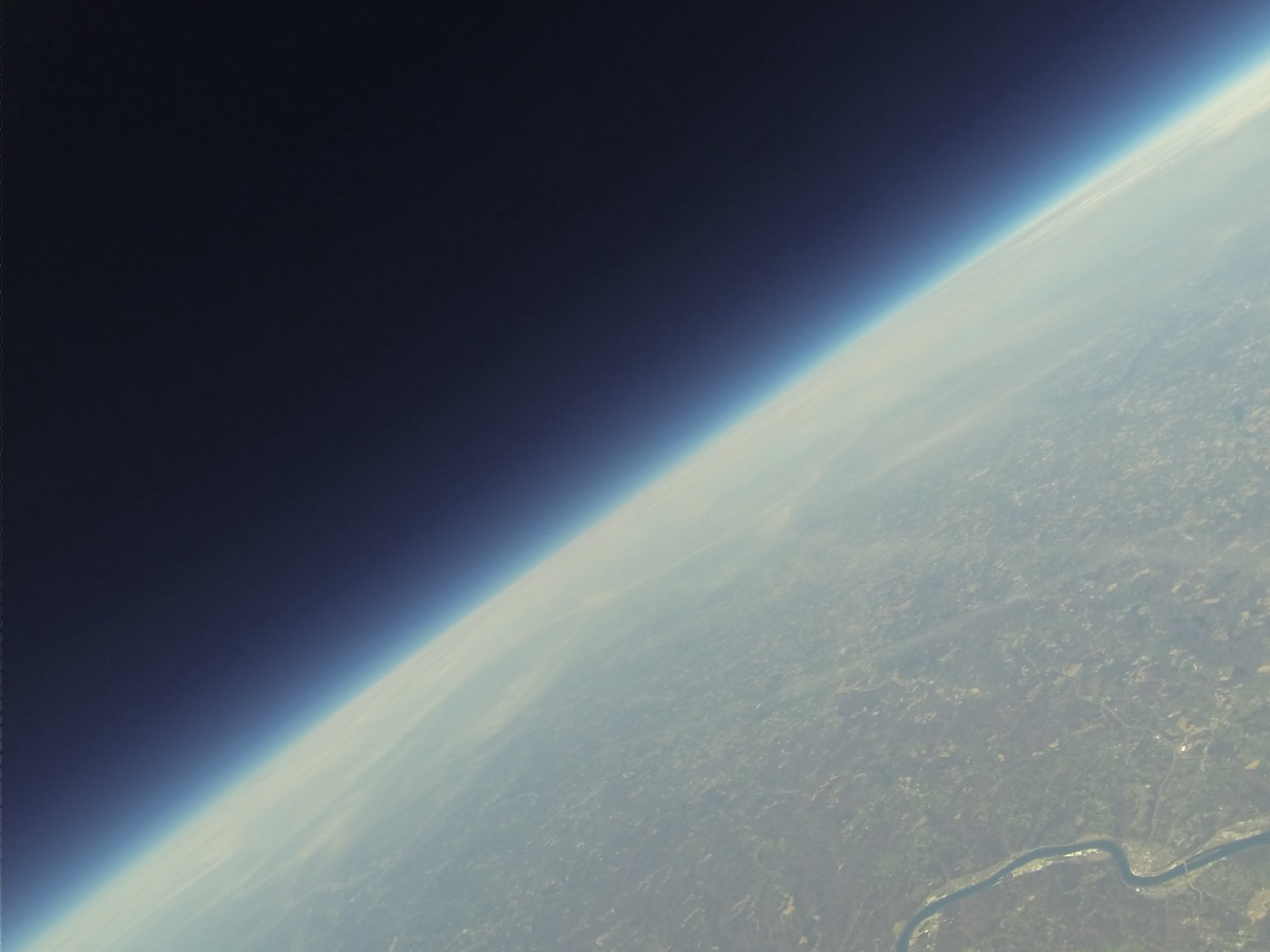 Using Planet Imagery for Position Determination of a Weather Balloon
