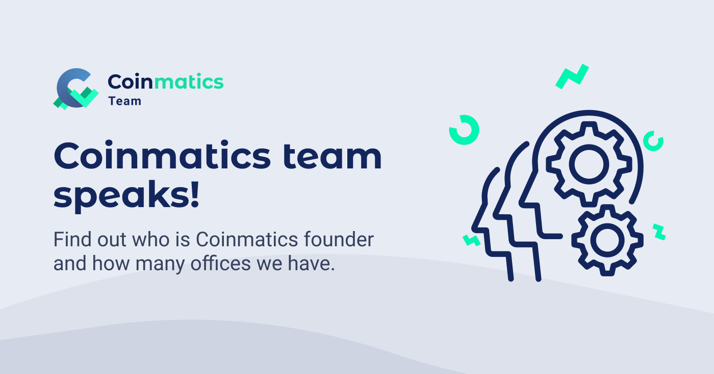 This article is devoted to Coinmatics team. Coinmatics is a crypto copy trading platform.