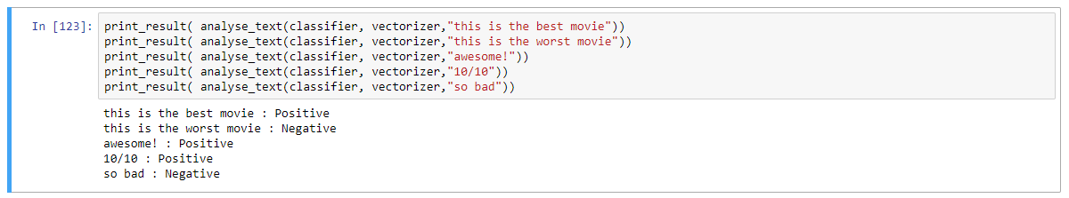 How to Create a Sentiment Analyzer with Text Classification — Python