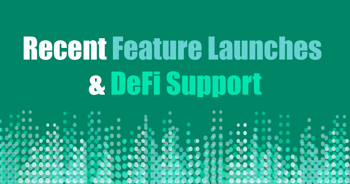 ZenLedger Feature Launches & DeFi Support