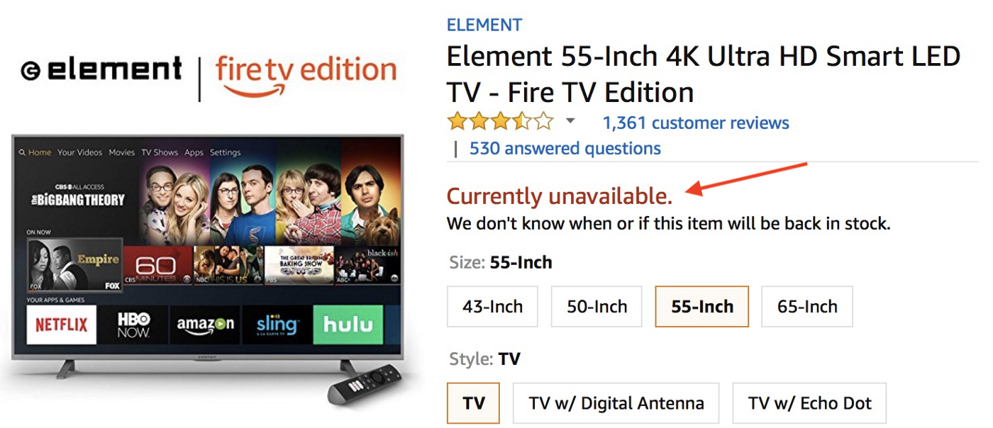 Smart TV Made Real By Amazon - Monday Note