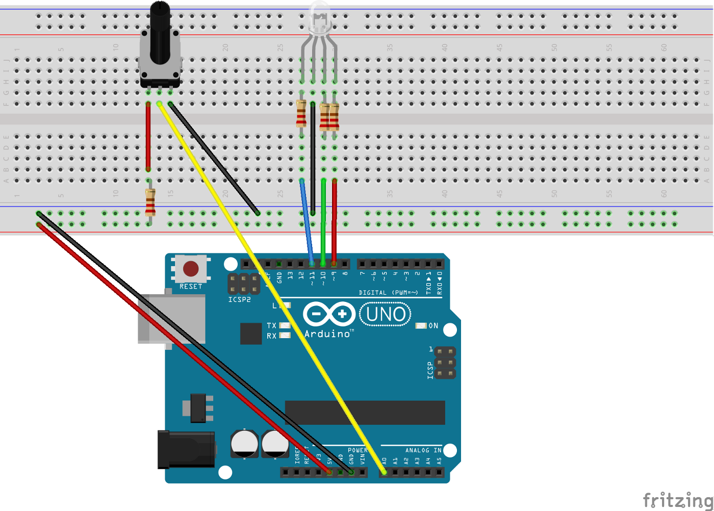Interact With the Web in Real-time Using Arduino, Firebase and