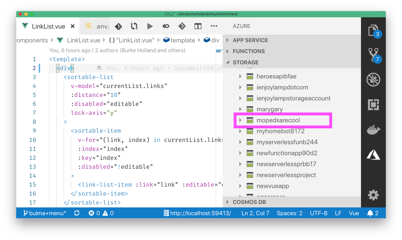 This is how to easily deploy a static site to Azure