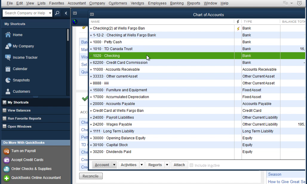 Convert CSV to IIF format and import into Quickbooks