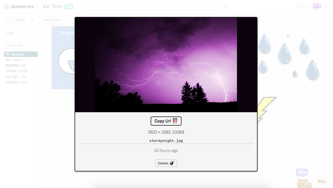 Dark & Stormy Night with CSS Animations - Kelly Lougheed - Medium
