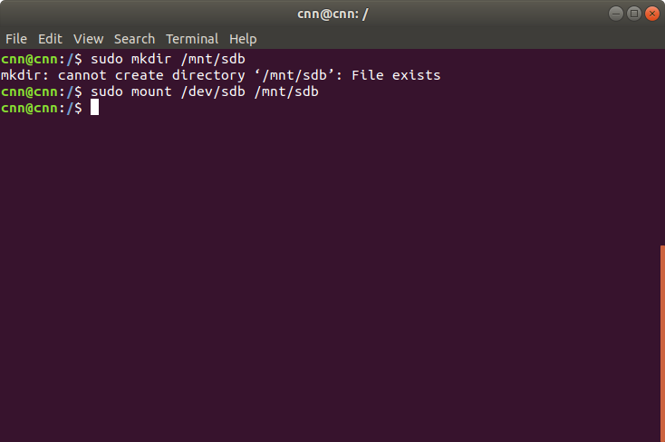 Partitioning, Formatting, and Mounting a Hard Drive in Linux Ubuntu