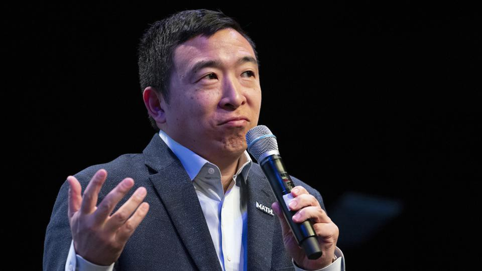 After spending months at the top of the polls, tech entrepreneur and 2020 presidential candidate Andrew Yang is now on the defensive following recent comments on Israel-Palestine and increased media scrutiny.