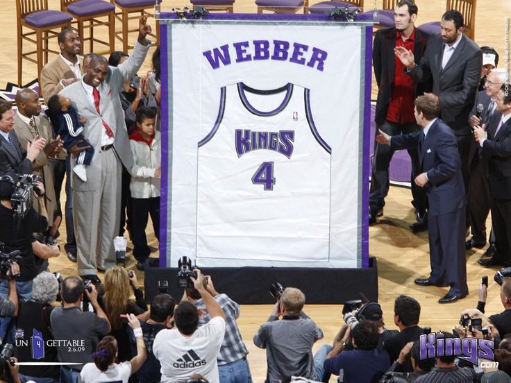 Chris Webber's Hall of Fame Résumé - Christopher Pierznik - Medium