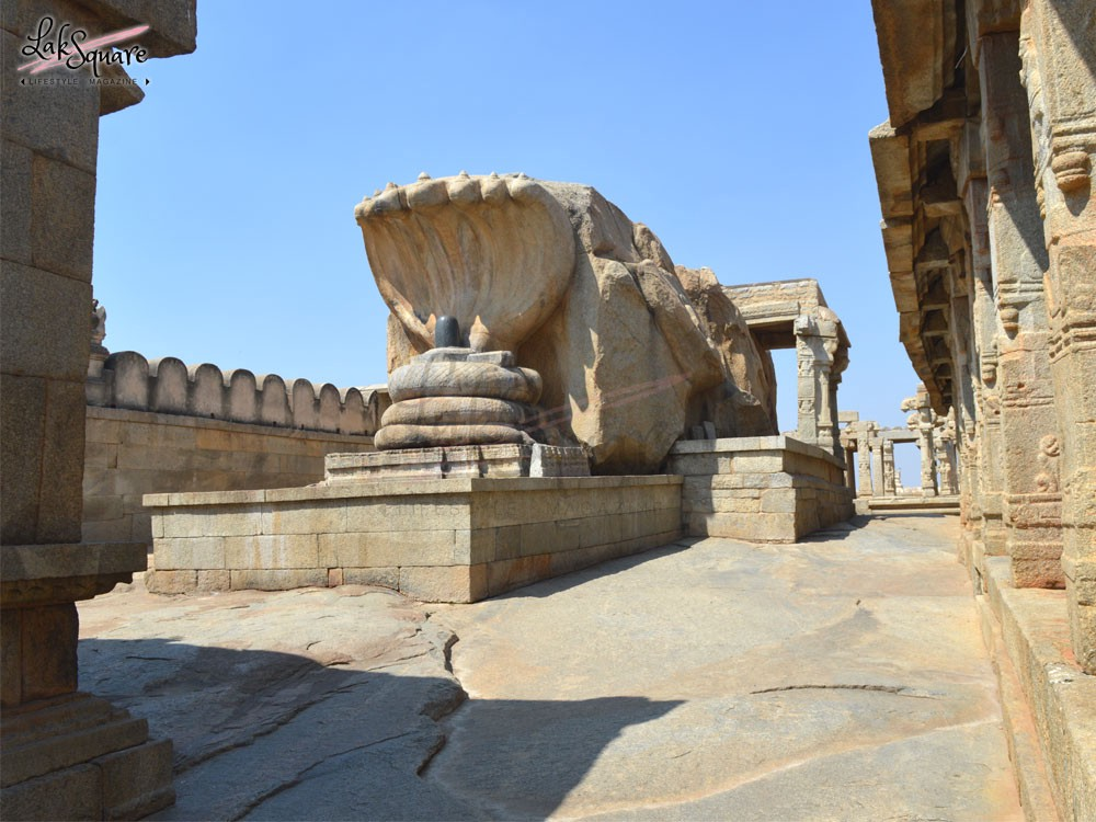 Lepakshi is culturally and archaeologically significant as it is the location of shrines by Vijayanagara Empire(1336–1646). View more in the link https://laksquare.com/t&p_june21.html