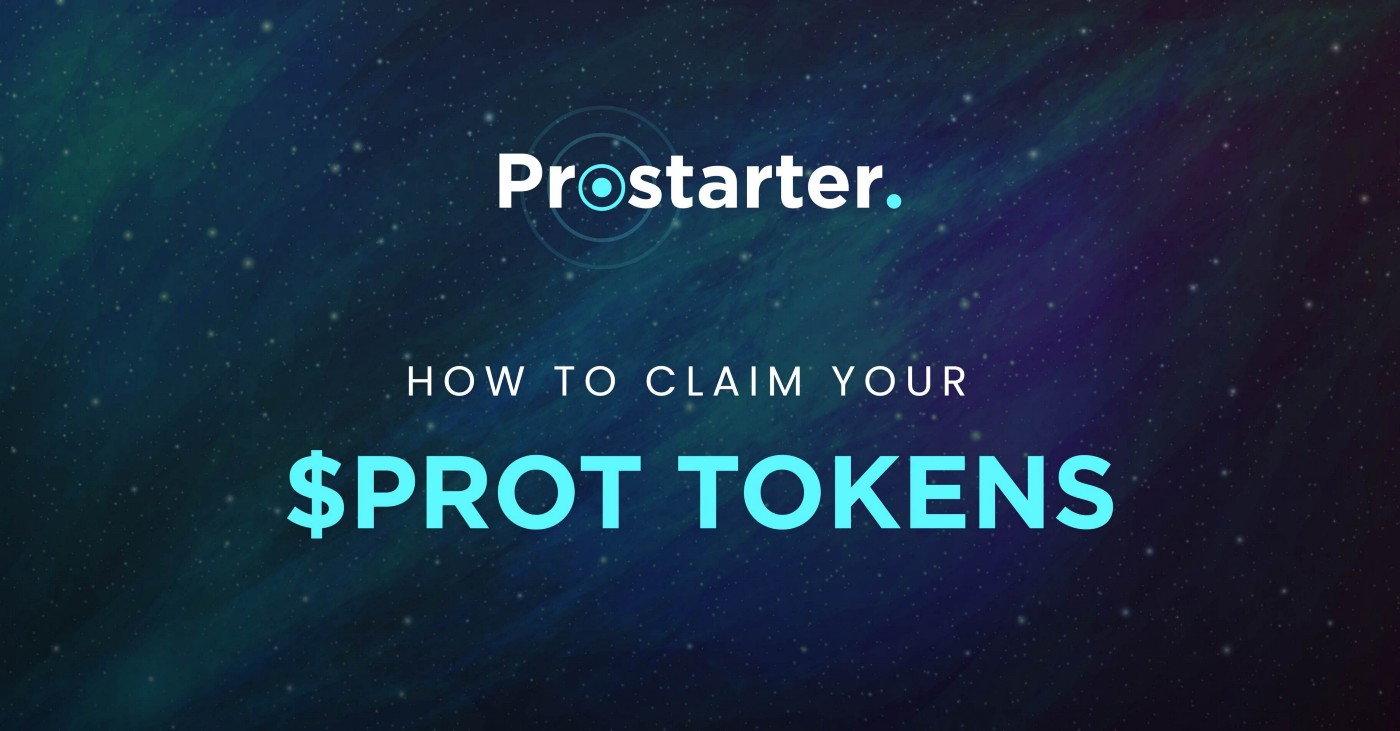 How To Claim Your $PROT Tokens