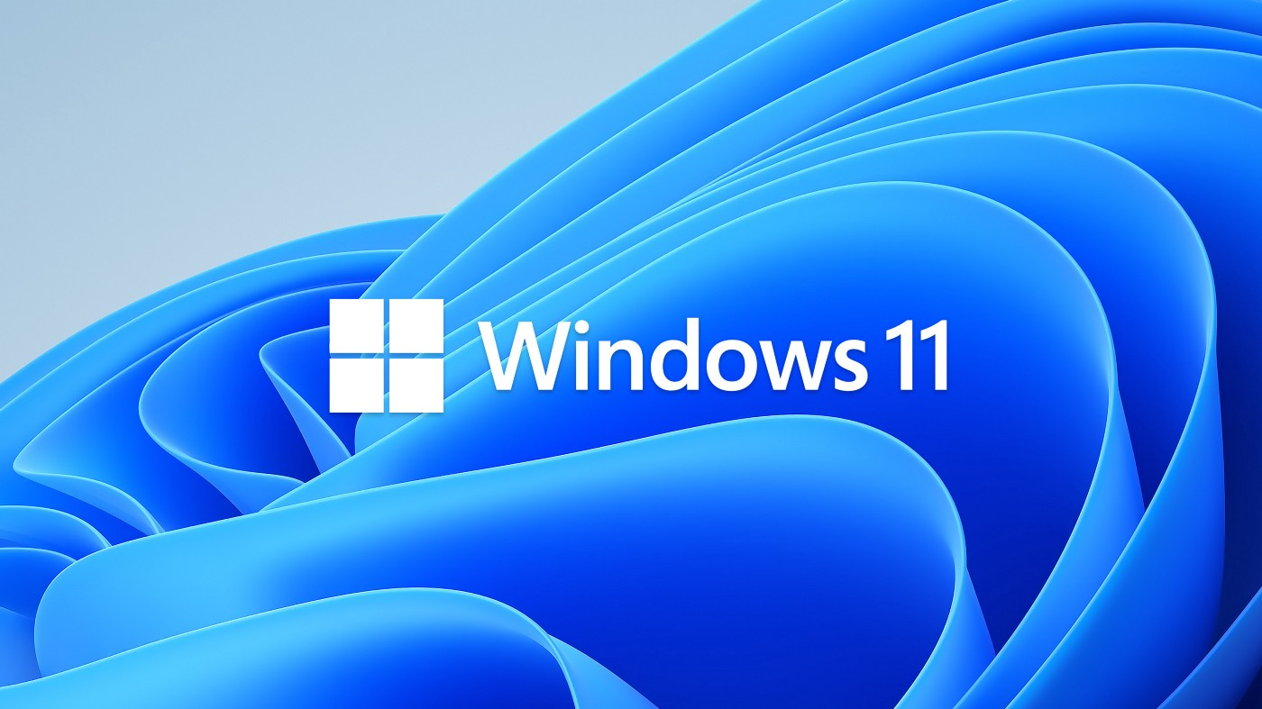 A title image with the Windows 11 logo from the Microsoft website.