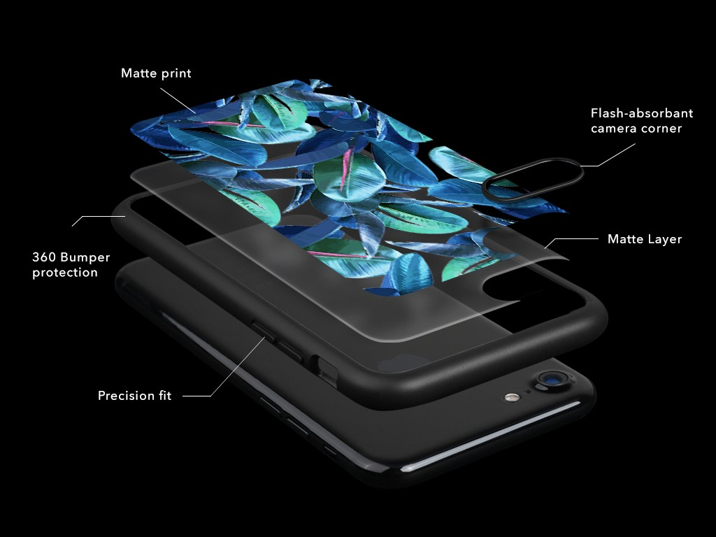 save off b0118 a96d0 Casetify —Debuting the Jet Black Collection for your iPhone 7 (Media ...