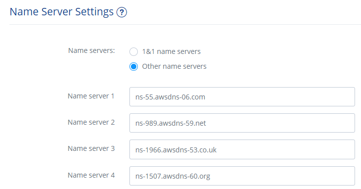 Transferring DNS records (Resource Record Sets) into Amazon Route 53