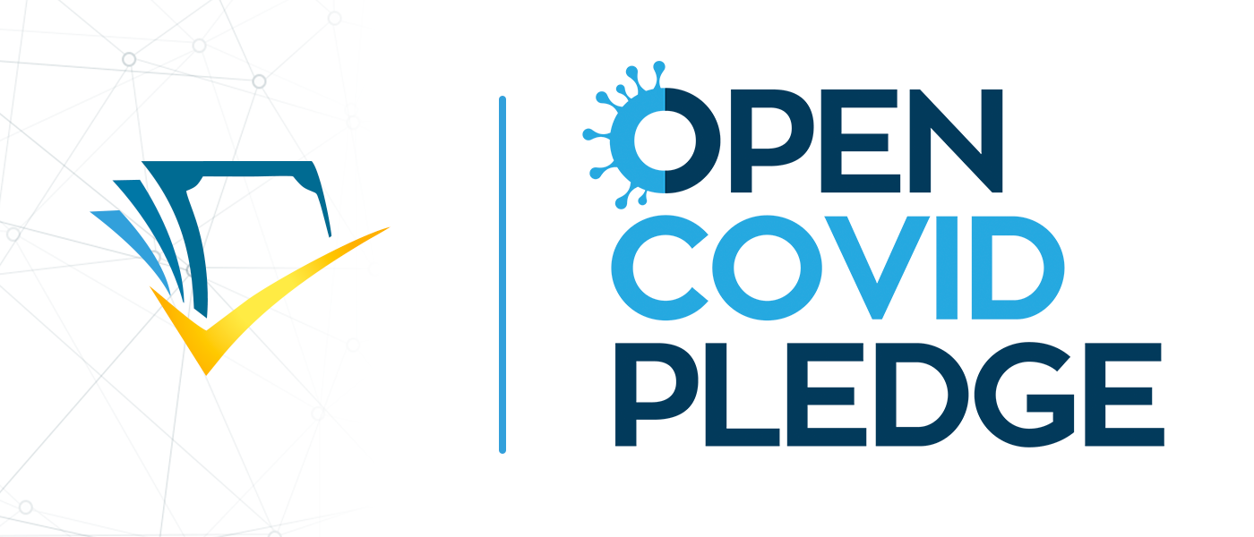 Why we're joining the Open COVID Pledge