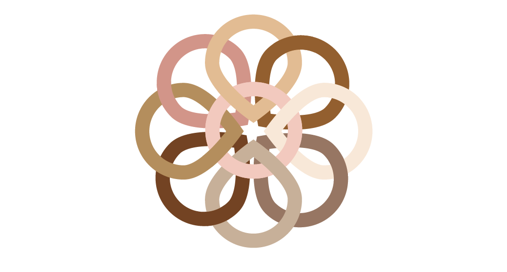 Icon representing community and interconnectedness.