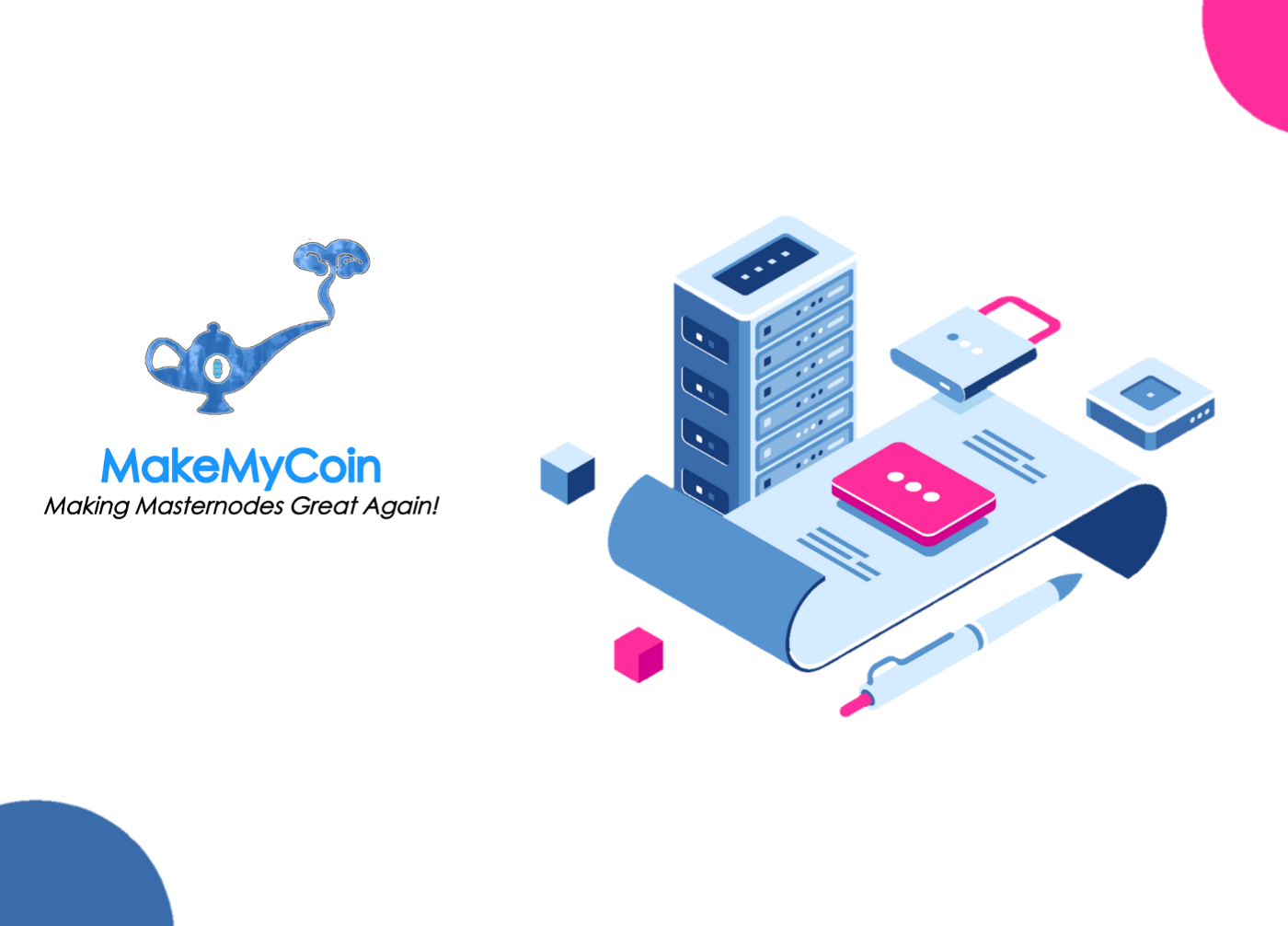 makemycoin, MakeMyCoin: la opción ideal para crear una blockchain