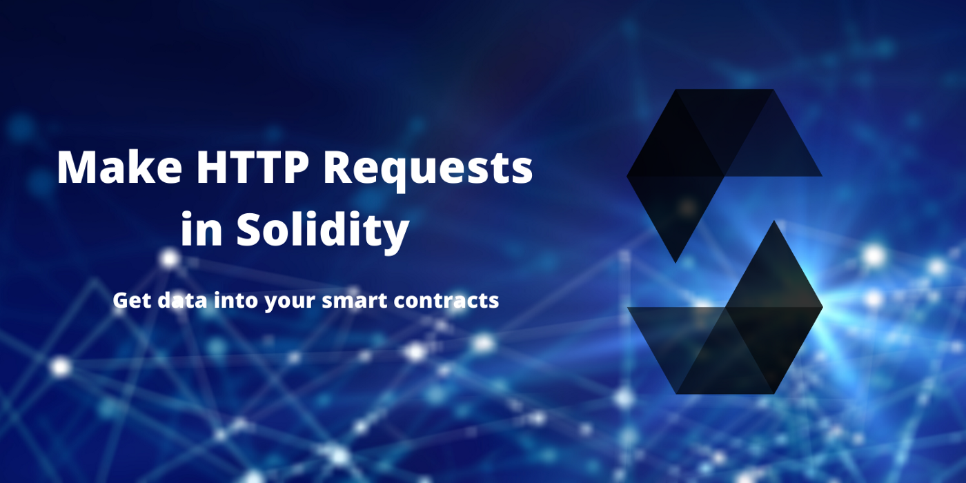 http requests in solidity