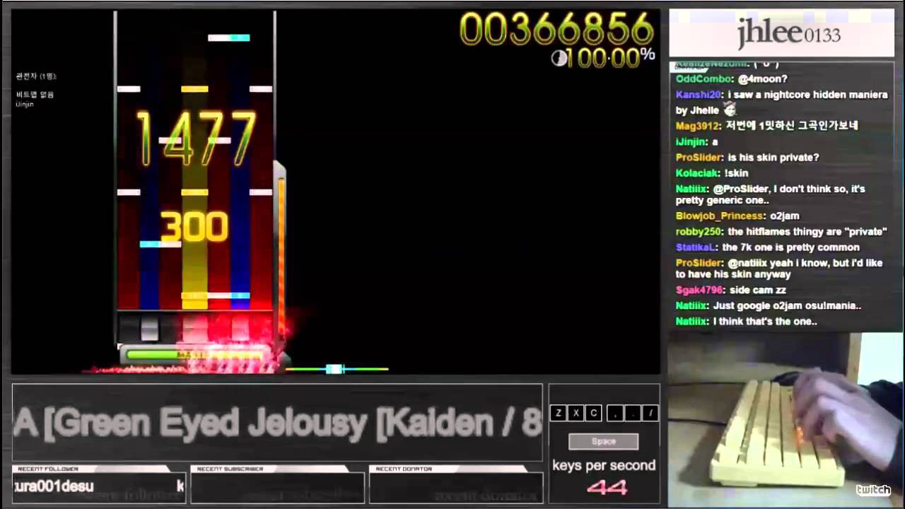 d5bf750eaf5 OSU is popular that there are live streams of it available online. It can  be viewed on Twitch and YouTube. This can be possible by using live  streaming apps ...