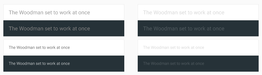 What to watch out for when working on typography for print and web