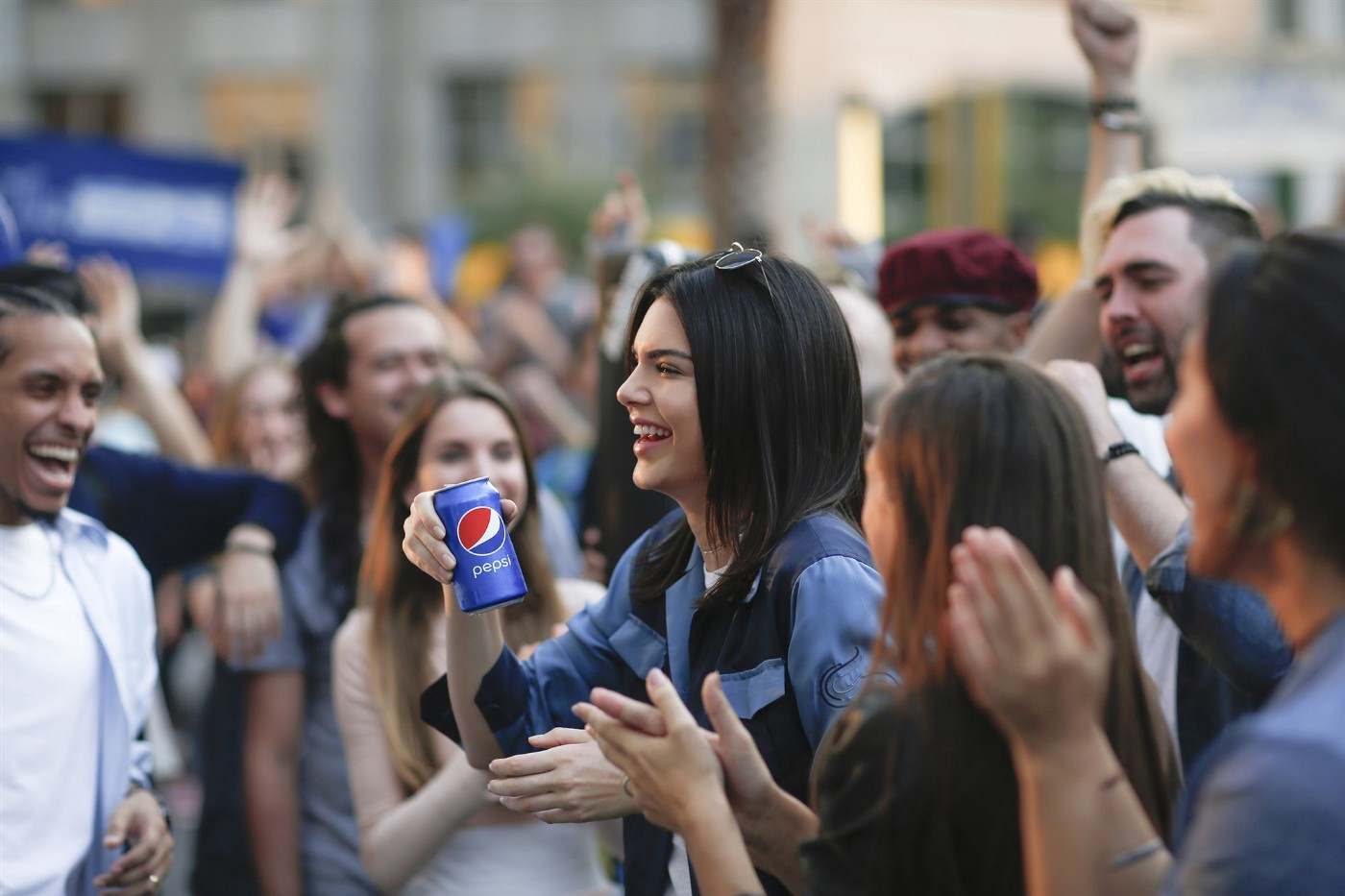 Brent Lewin / Getty Images for Pepsi