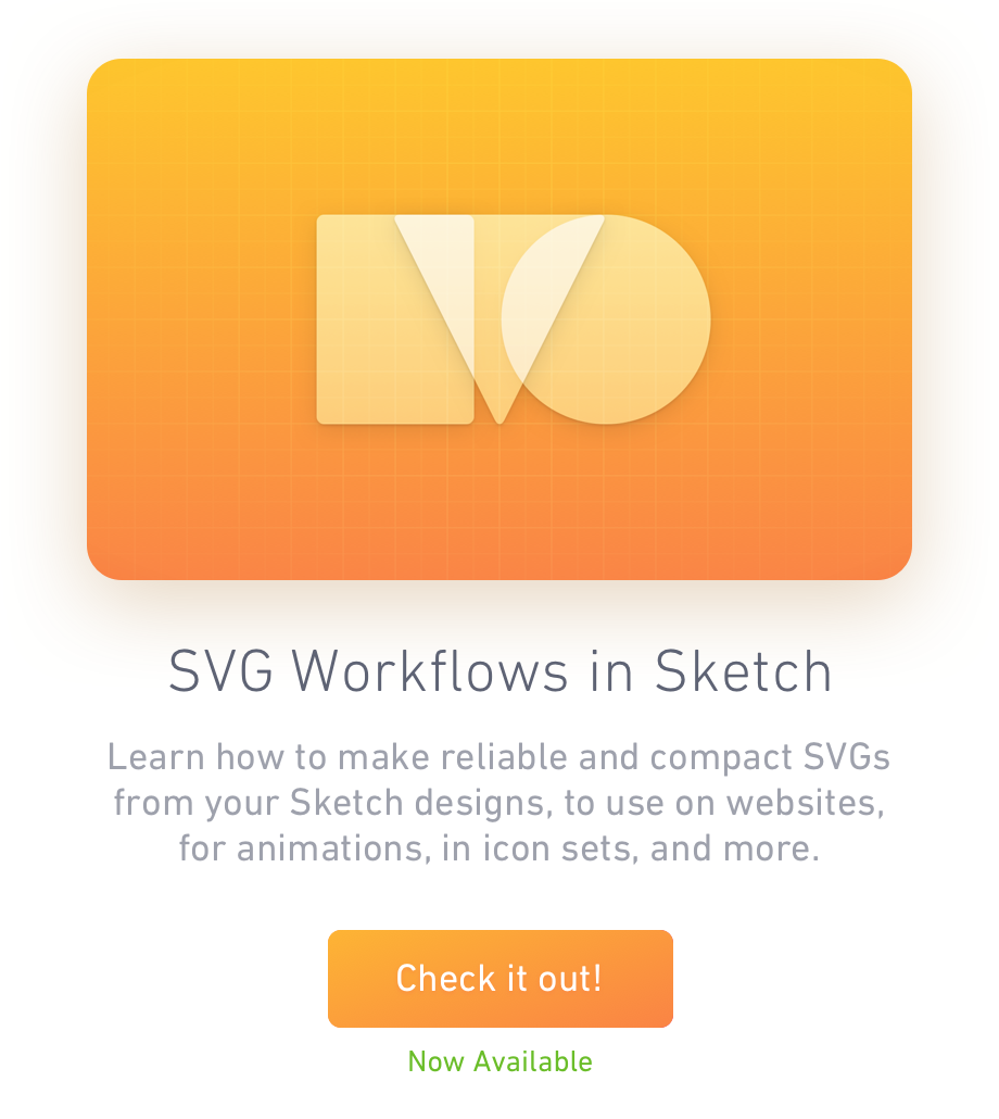 How Designers Should Think About SVG - Design + Sketch - Medium
