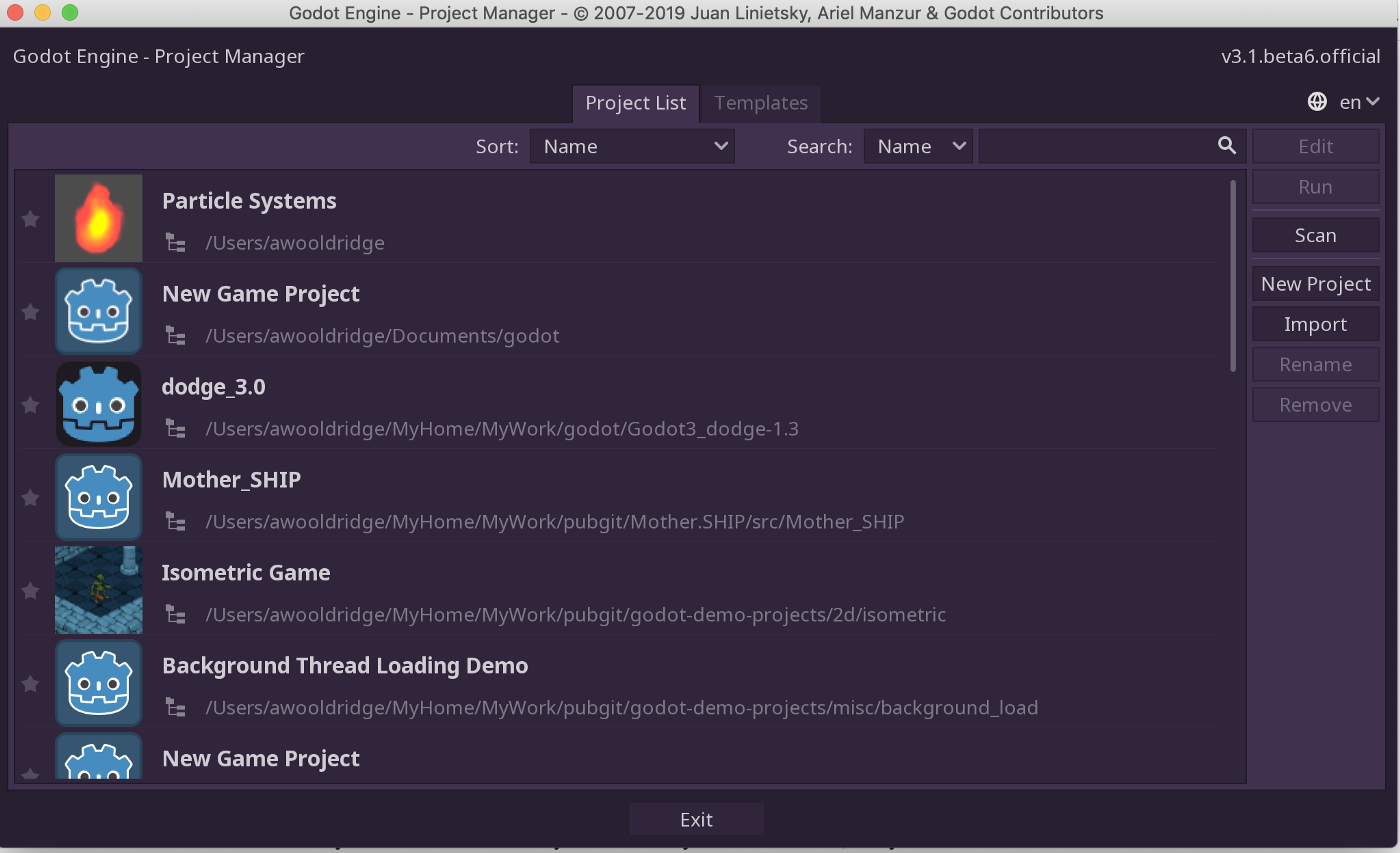 Creating an RSS Reader in Godot Engine (part 1) - Andrew Wooldridge