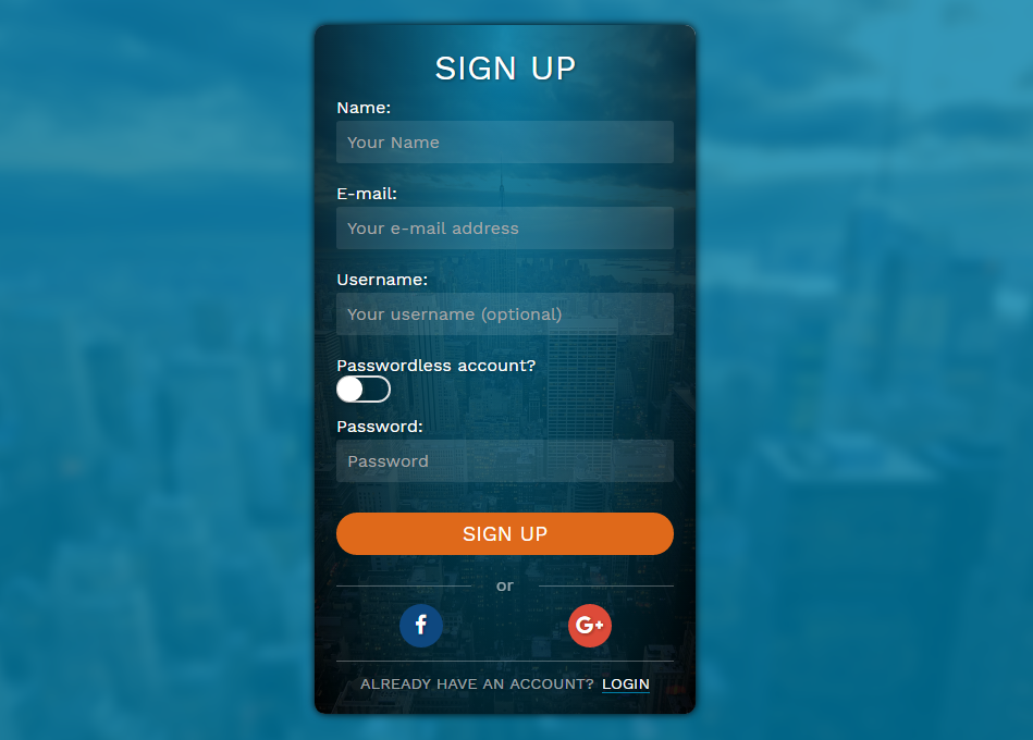 MAILTRAP LOGIN - inanzzz | Sending emails with Swiftmailer